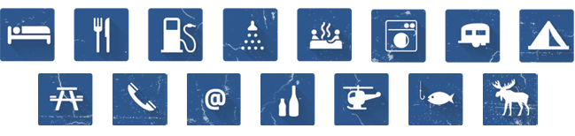 icons for bell 2 lodge facilities