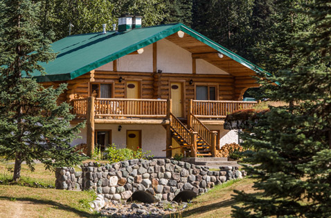 bell 2 lodge chalet. Photo - Steve Rosset