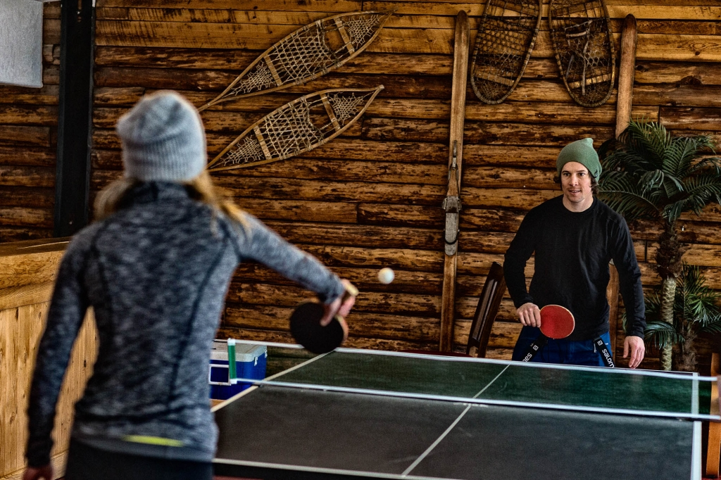"""Raining outside? Or not too keen on nature? Not too worry, we have some indoor activities as well"" Photo - Grant Gunderson"